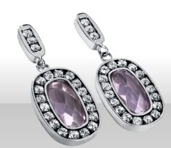 VICEROY JEWELS PENDIENTES PLATA RODEO DRIVE