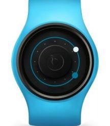 ZIIIRO ORBIT WATCHES OCEAN / BLACK
