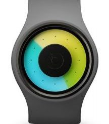 ZIIIRO AURORA WATCHES GRIS / COLORES