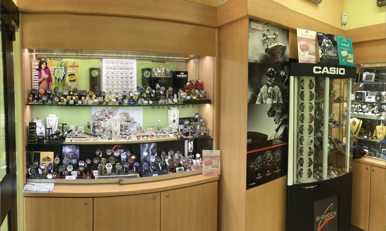 foto interior de la relojeria