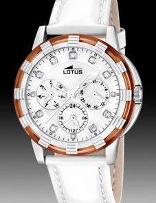 15471/6 Reloj Lotus Señora Acero Armys