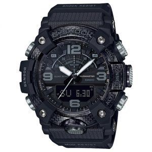 GG-B100-BER Reloj Casio Mudmaster