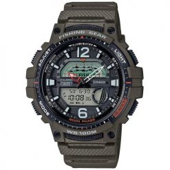 WSC-1250H-3AVEF Reloj Casio Collection Fishing Gear