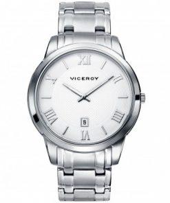 471007-83 Reloj Viceroy Acero Hombre