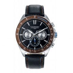 46647-57 Reloj Viceroy Crono Acero-Aluminio