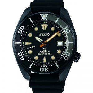 SPB125J1 Reloj Seiko Sumo Black Series Automatico